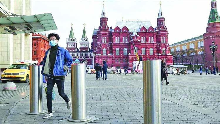 Russian coronavirus cases cross 260,000