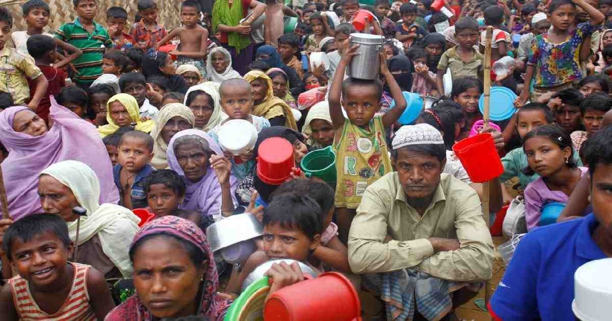 Coronavirus: 5,000 Rohingyas under lockdown after 2 more test positive