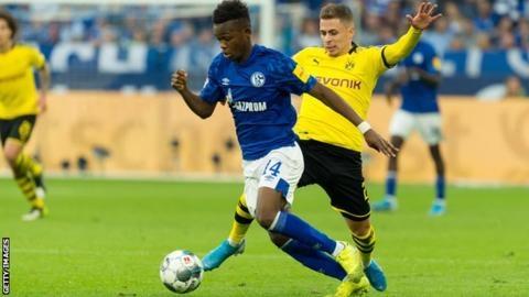 German Bundesliga resumes after virus shutdown