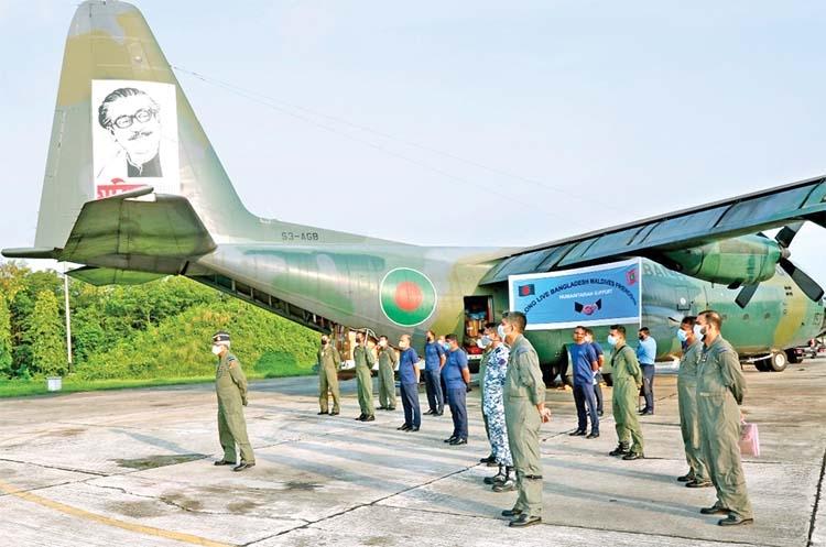 77 Bangladeshis to return home from Maldives on May 17