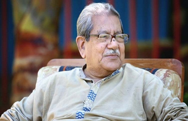 An intellectual with cult status in Bangladesh's intellectual firmament