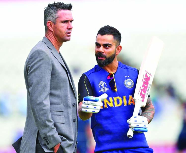 Smith comes nowhere close to Kohli: KP