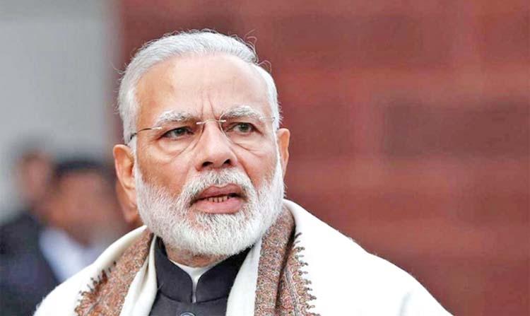 Modi's popularity soars amid pandemic