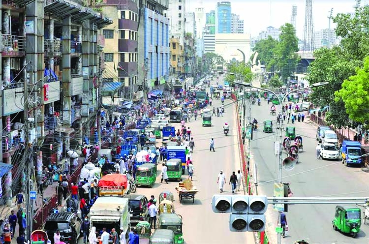 Dhaka ranks 7th worst in Air Quality Index