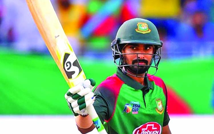 Liton reveals the story behind his batting consistency