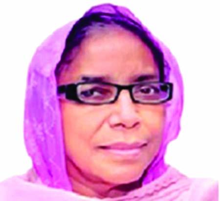 Freedom fighter Momtaz Begum dies