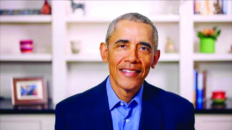 US lacks leadership on virus: Obama