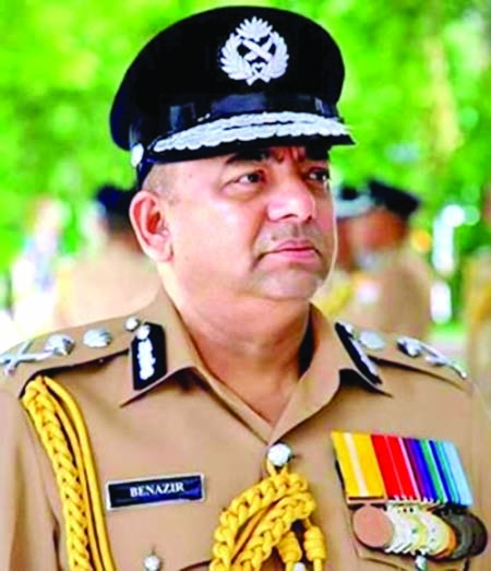 No one gets in or out of Dhaka: IGP