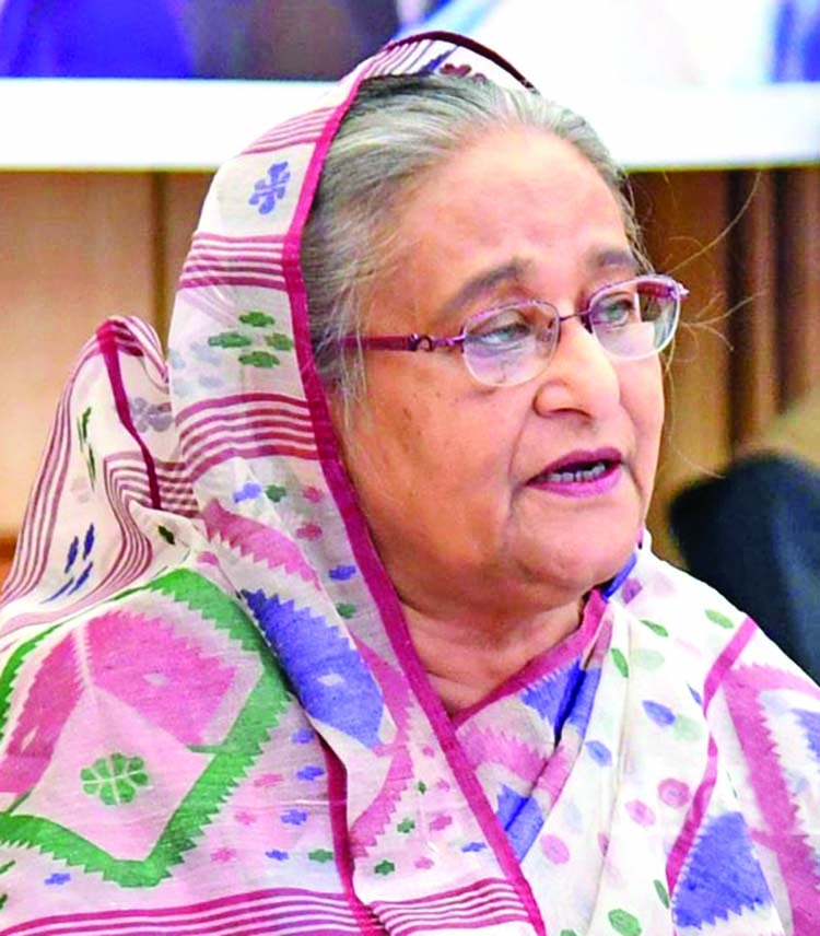 Hasina's Homecoming Day observed