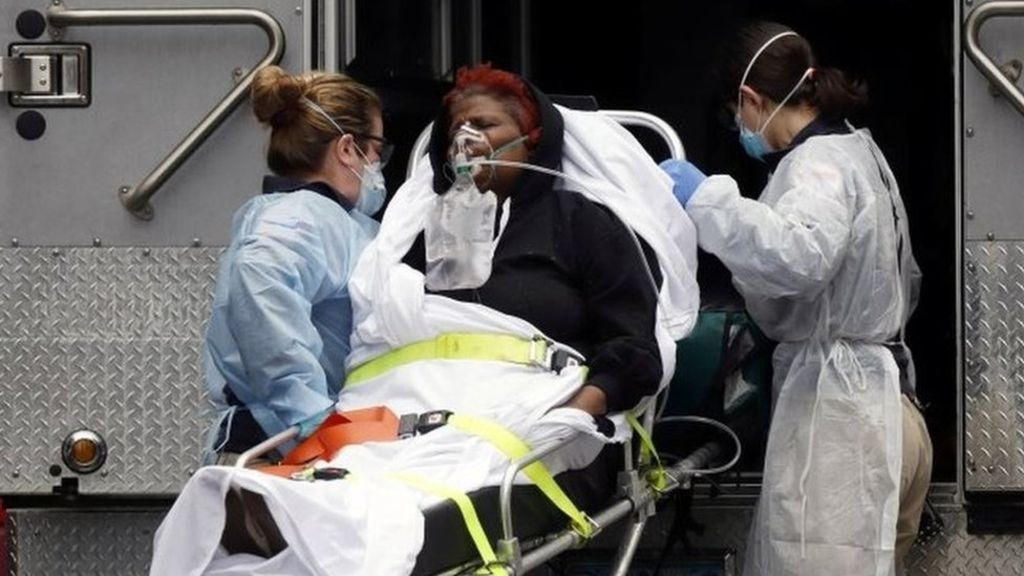 US records 820 new coronavirus deaths in 24 hours: Tracker