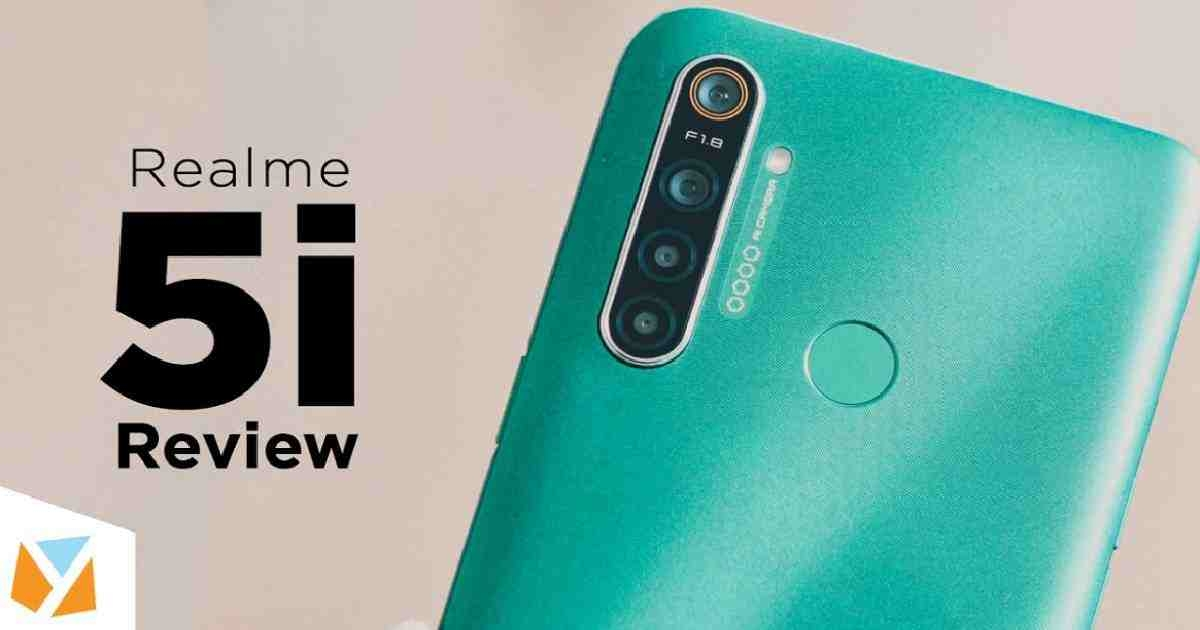 Realme 5i Review: Affordable Smartphone to Overturn Pricier Competitors