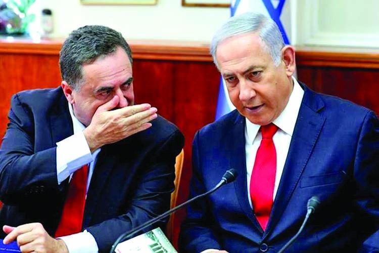 Israel Katz takes over as Israeli finance minister