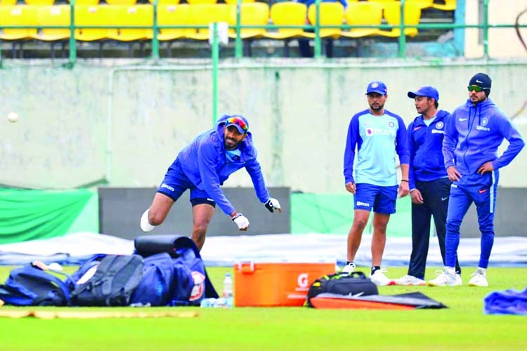 India won't rush players back despite facilities opening