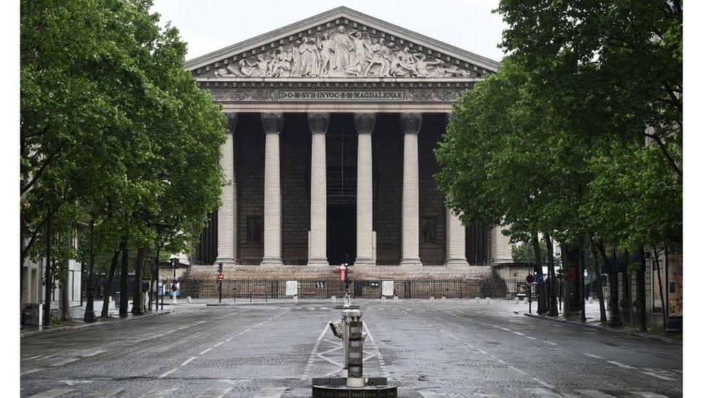 France ordered to end coronavirus ban on worship