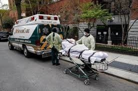US virus deaths fall for second day, with 759 in 24 hours
