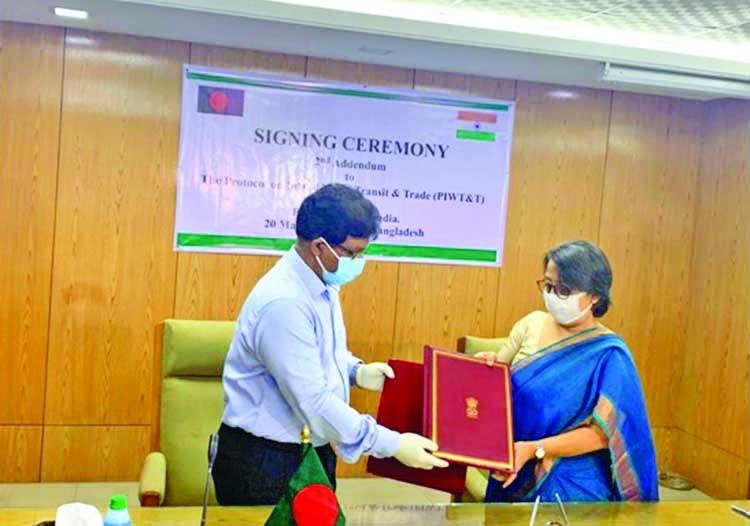 Trade & Transit: Dhaka, Delhi take steps to facilitate more trade