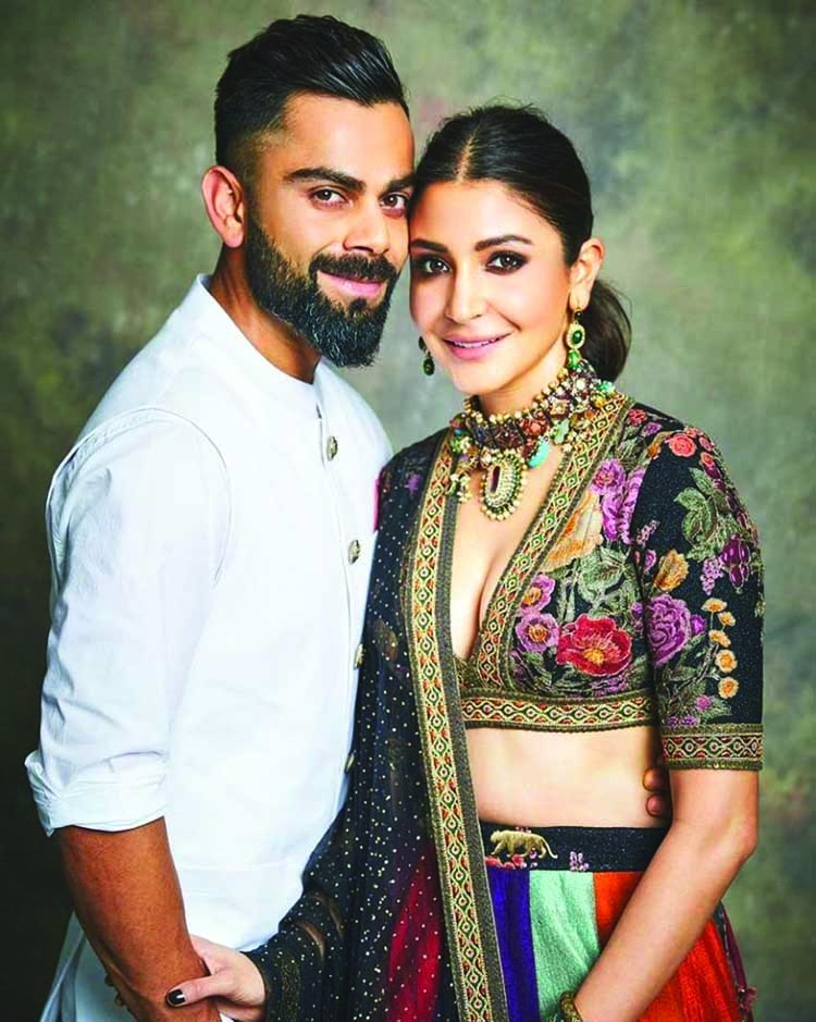 Anushka, Kohli starring own biopic!