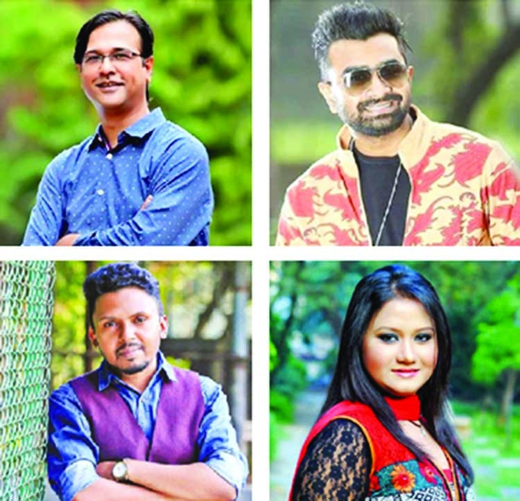 Artistes will perform from home