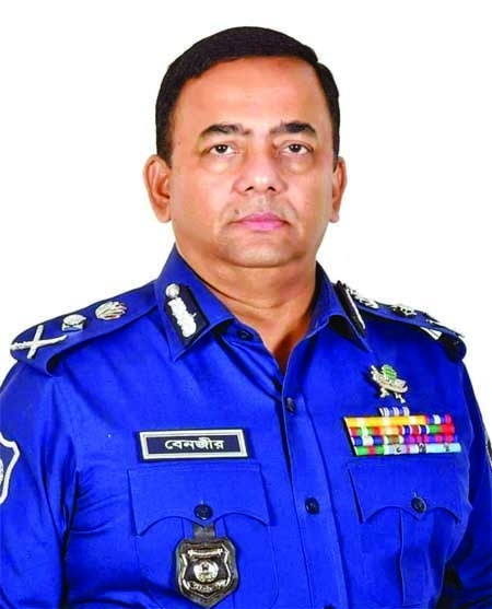 IGP stands by journos' families