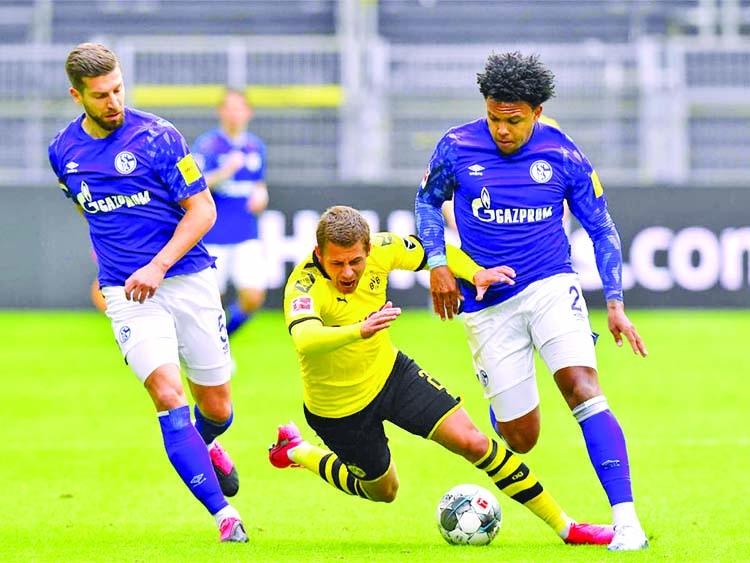 Injuries under the spotlight as Bundesliga continues