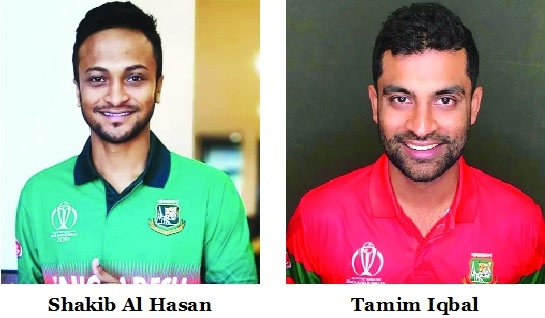 Shakib to miss last episode of Tamim's live show