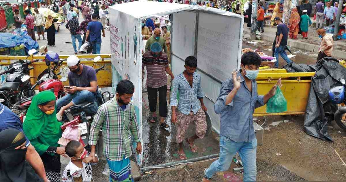 Coronavirus in Bangladesh: 1,694 new cases, 24 deaths reported in 24 hrs