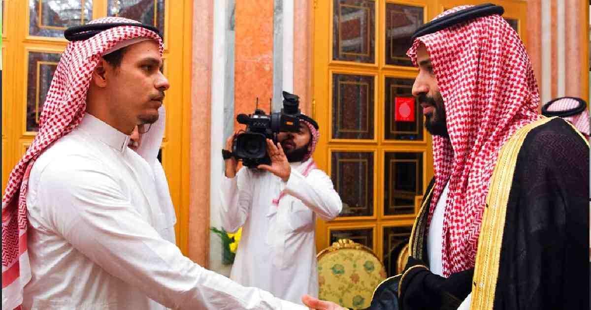 Khashoggi's sons forgive Saudi killers