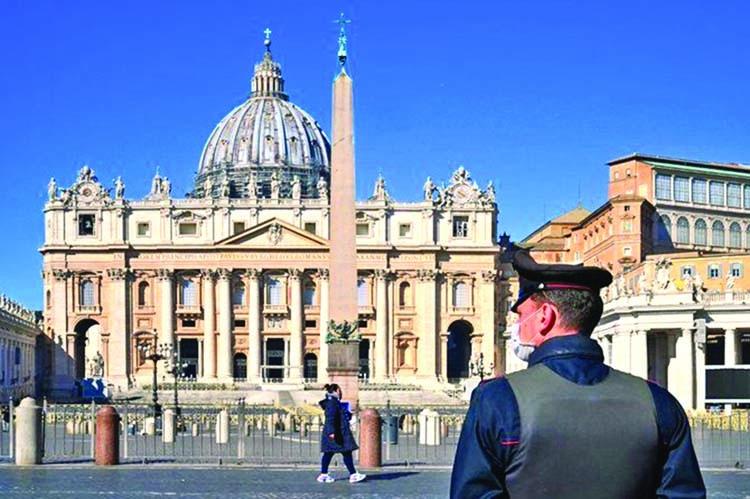 Vatican opposes Israeli annexation plan