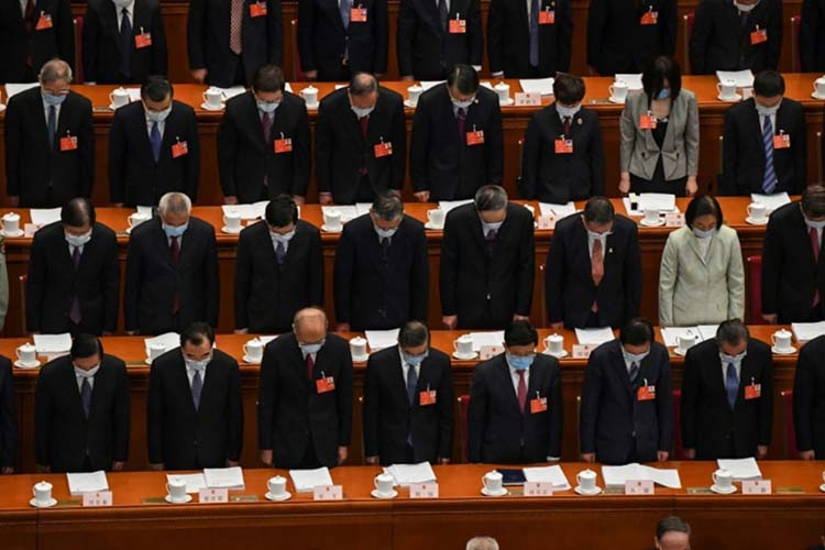 China moves to tighten grip on Hong Kong