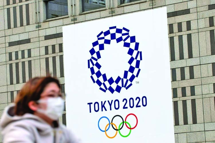 Olympics official sees 'real problems' in holding Games in 2021