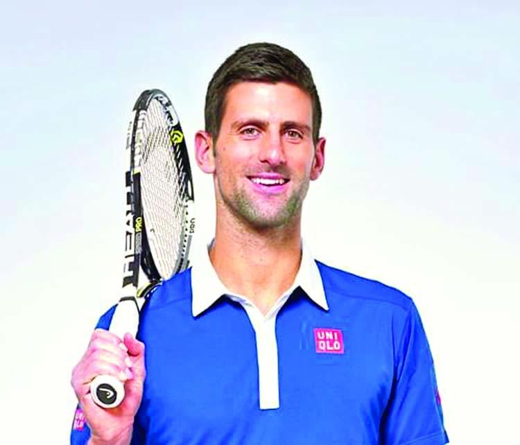 Birthday boy Djokovic to organize Balkan tennis tourney