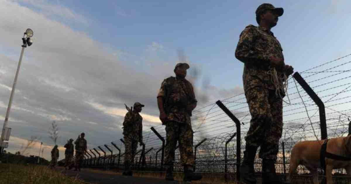 BSF shoots dead Bangladeshi along Sylhet border