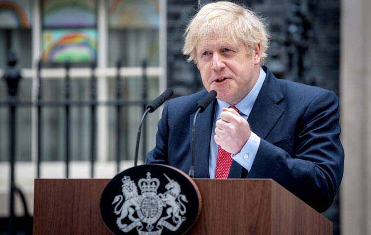 UK PM Boris Johnson plans to reduce Huawei's role in 5G network ahead of his US June trip