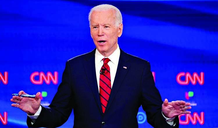 Biden losing economic argument to Trump