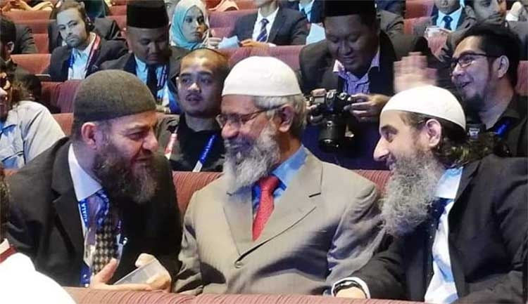 Zakir Naik's international connections to raise funds