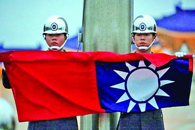 'Attack on Taiwan an option if no other way to stop independence'