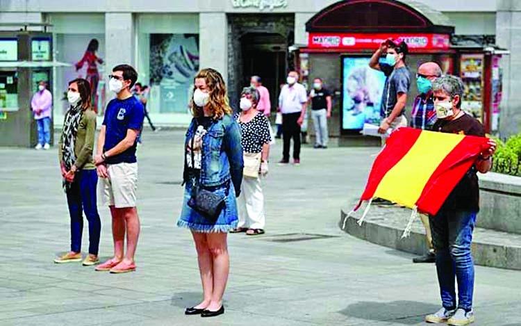 Spain to extend lockdown to June 21