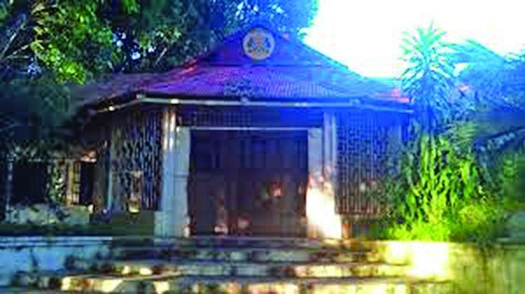 Chakma Rajbari in Rangamati