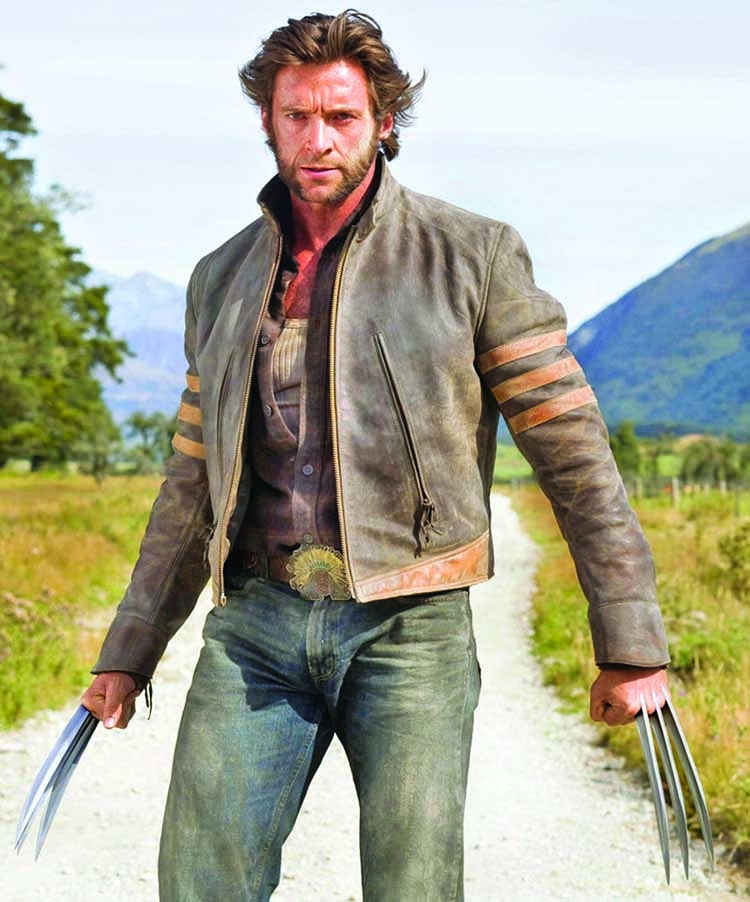 Hugh was almost fired from being 'Wolverine'