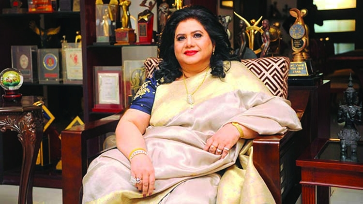 Runa Laila praised for her composed two songs