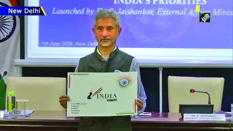 India launches brochure outlining priorities