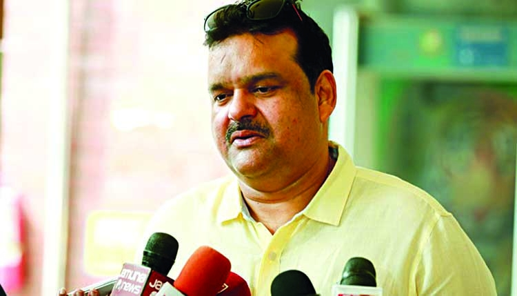 BCB's operations committee chairman Akram Khan. -Collected
