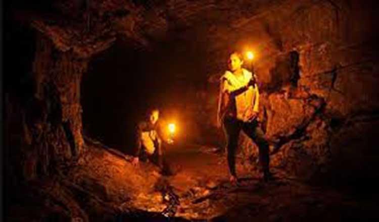 Alutila hill cave