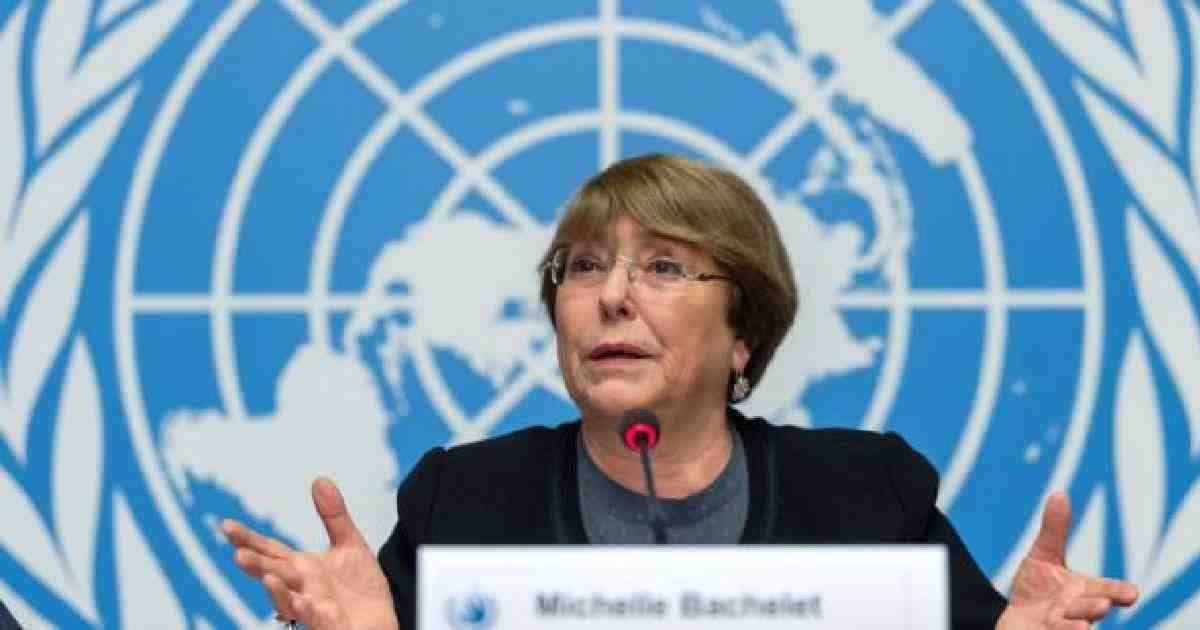 UN rights chief urges countries to confront legacy of slavery, colonialism