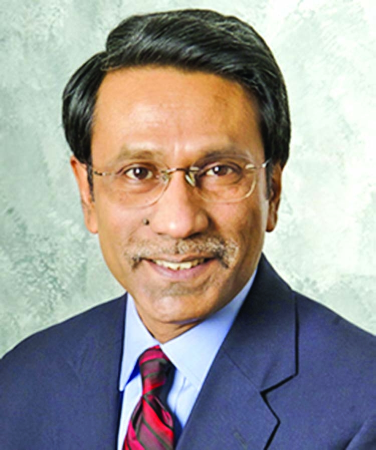 Dr Ali Riaz elected AIBS President
