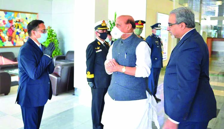 India denies China report: Rajnath to meet Wei Fenghe