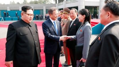 N Korea 'suspends military action' against South