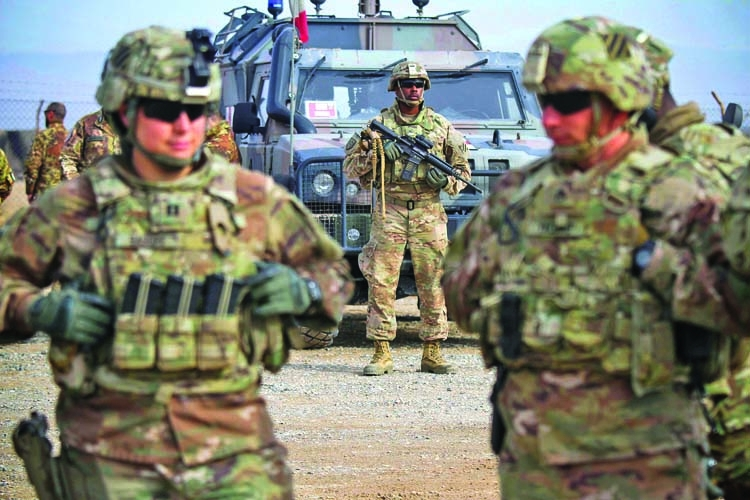 Withdrawing troops from Afghanistan may be disastrous