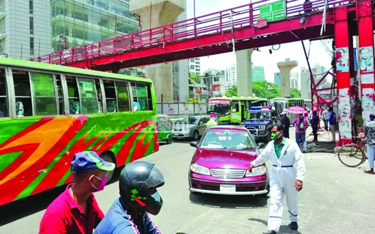 Traffic police in quandary over PPE
