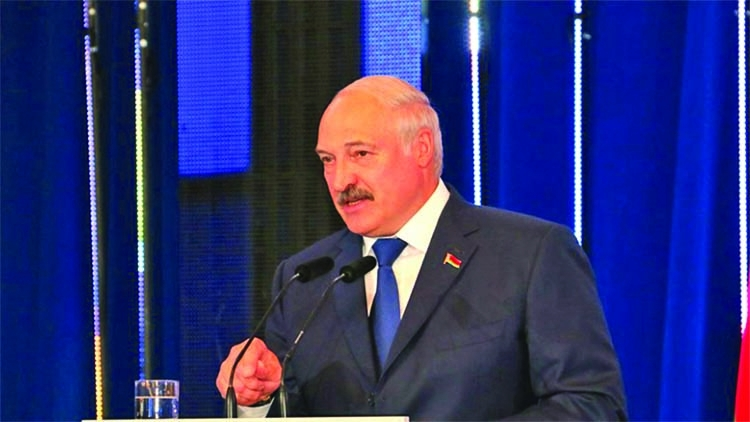 Belarus accuses Russia of election meddling
